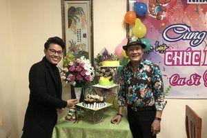 Fan bất ngờ tổ chức sinh nhật cho Tuấn Vũ trước thềm liveshow