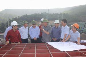 TKV đẩy nhanh tiến độ xây dựng Trung tâm Chế biến và Kho than
