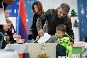 Armenia tổng tuyển cử trước thời hạn lần đầu tiên trong lịch sử