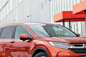 'Chuyện lạ' Honda CR-V: Giá vẫn tăng mạnh khi thuế nhập khẩu về 0%
