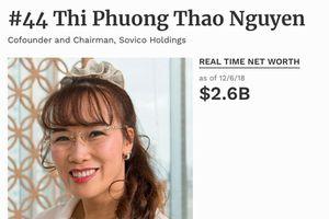Nữ Giám đốc Facebook Việt rời 'ghế nóng'; Tỷ phú Phương Thảo lại tăng thêm quyền lực