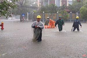 Mưa lớn sẽ tiếp tục, Đà Nẵng khả năng vẫn ngập nặng trong vài ngày tới