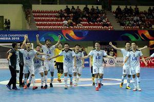 Futsal Việt Nam lại đón tin cực vui