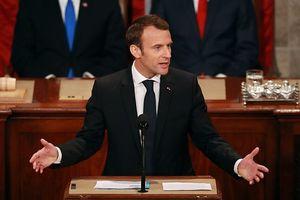 Tổng thống Macron chuẩn bị phát biểu trước toàn quốc trong bối cảnh bạo loạn gia tăng