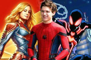 Brazil Comic Con 2018: Lộ diện bộ giáp 'Stealth Suit' của Spider-man và poster mới từ Captain Marvel