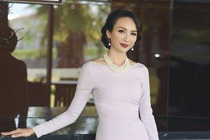 Hoa hậu Ngọc Diễm: Tôi làm mẹ đơn thân nhưng tôi hạnh phúc!