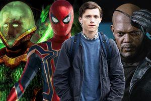 Nội dung trailer 'Spider-man: Far From Home' vừa chiếu tại Brazil Comic Con 2018: Mysterio và Nick Fury xuất hiện