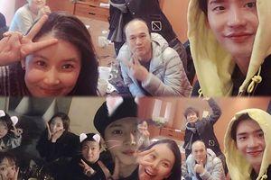Lee Bo Young bầu bì gặp mặt Lee Jong Suk, Park Shin Hye - Lee Sung Kyung mở tiệc chia tay Kim Min Suk nhập ngũ
