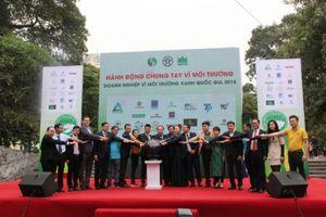 Doanh nghiệp chung tay cam kết bảo vệ môi trường