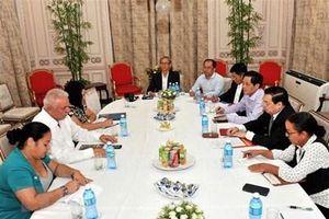 Việt Nam-Cuba tăng cường hợp tác trên lĩnh vực công tác tư tưởng