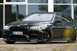 Ngắm xe wagon BMW M5 'độ' công suất mạnh gần bằng Bugatti Veyron
