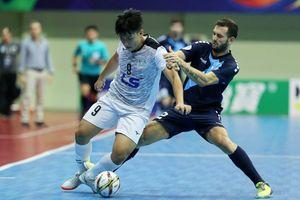 Thái Sơn Nam vào Top 10 CLB futsal xuất sắc nhất thế giới