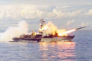 Tên lửa nặng 3 tấn của Nga có thể nhấn chìm soái hạm Ukraine bằng 1 phát bắn