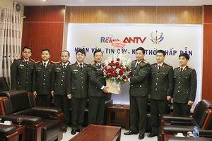 Truyền hình ANTV và CATP Hà Nội phối hợp tốt công tác tuyên truyền, phổ biến pháp luật