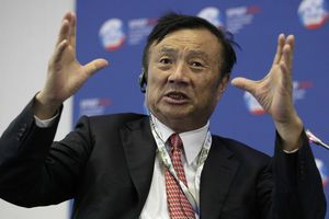 Đời tư ông chủ Huawei Nhậm Chính Phi: 3 đời vợ, 2 con theo họ mẹ, gái út sống như 'công chúa'