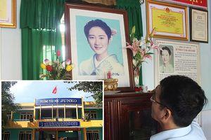 Cô gái Nhật Bản và 'trái tim' gửi lại Việt Nam
