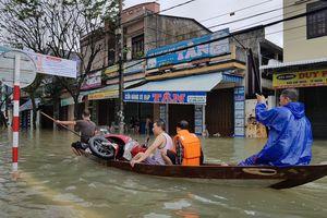 Đà Nẵng hoãn họp HĐND để ứng phó mưa lũ lịch sử