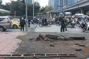 Thông tin chính thức về vụ nổ hầm cáp điện trên đường Phạm Hùng