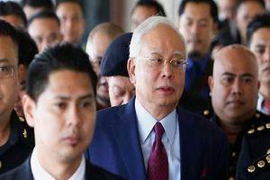 Cựu Thủ tướng Malaysia Najib bị bắt giữ vì giả mạo báo cáo 1MDB