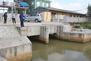Giải pháp giảm thiểu ô nhiễm hệ thống thủy lợi An Kim Hải