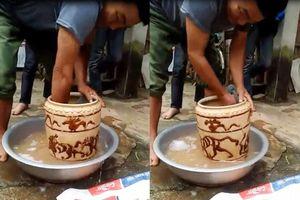 Xung quanh chuyện đào được chiếc bình, bán 400 triệu đồng ở Nghệ An: Ai dám khẳng định đó là cổ vật?