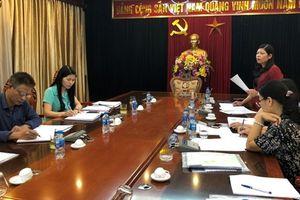 BTV LĐLĐ quận Nam Từ Liêm được lãnh đạo LĐLĐ TP. Hà Nội đánh giá cao