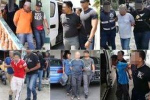 Malaysia bắt giữ bảy kẻ tình nghi khủng bố