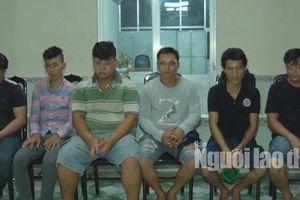 Cảnh sát 113 tung lực lượng tóm gọn băng nhóm chuẩn bị hỗn chiến kinh hoàng