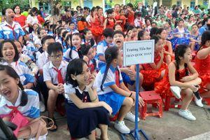 Hội thi 'chung tay bảo vệ môi trường'