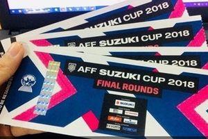 Vé chung kết AFF Cup chưa bán, 'dân phe' đã tung đầy mạng