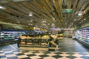 Xem cách dân cư ở thành phố tỷ phú đi siêu thị trong thời đại 4.0