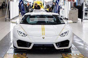 Sở hữu Lamborghini Huracan của Giáo hoàng giá 233 nghìn đồng