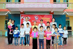 Chương trình 'Mùa xuân của em' – Hành trình trao quà tại Yên Bái