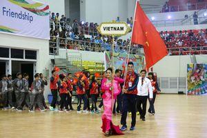 Khai mạc Đại hội thể thao sinh viên Đông Nam Á lần thứ 19
