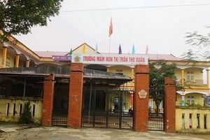 Thanh Hóa: Bé 3 tuổi tử vong sau giờ ngủ trưa tại trường mầm non