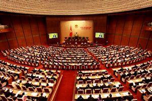 Ủy ban Thường vụ Quốc hội khai mạc phiên họp thứ 29