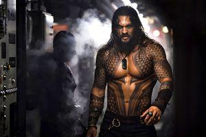 'Aquaman' lên ngôi đế vương thống trị màn ảnh rộng Trung Quốc