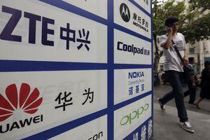 Nhật Bản cấm thiết bị viễn thông từ Huawei, ZTE