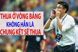 HLV của Malaysia: 'Chung kết rất khác vòng bảng'