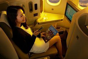 Tận hưởng đẳng cấp quốc tế từ chiếc vé thương gia của Vietnam Airlines