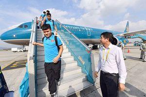 'Phá lệ' dành chuyên cơ Airbus thân rộng đón tuyển Việt Nam