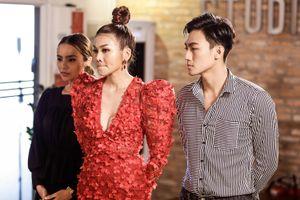 Tập 10 The Face: Thanh Hằng quyết định loại trừ thí sinh của đội Minh Hằng