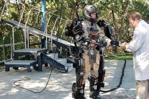 Dự án khung xương 7 triệu USD biến lính Mỹ thành 'siêu chiến binh'