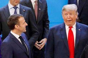 Pháp tố Mỹ can thiệp nội bộ, kêu gọi ông Trump 'để yên'