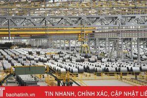 Hà Tĩnh: Công nghiệp chế biến - chế tạo tăng gần 116,2%