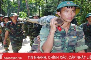 Diễn tập vòng tổng hợp tại Tiểu đoàn Bộ binh 2 - Chuẩn xác từng chi tiết