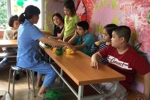 Nơi thắp sáng niềm tin cho trẻ khuyết tật trí tuệ