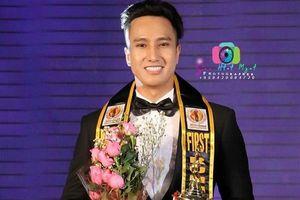 Lý Cao Thiên Sơn đoạt Á vương 1 tại Nam vương Hòa bình Quốc tế 2018
