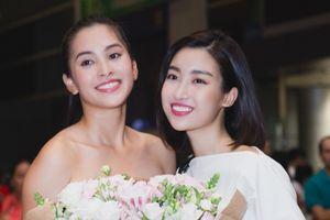 Đỗ Mỹ Linh, Phương Nga đón Tiểu Vy trở về từ Miss World 2018