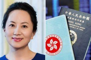 Giám đốc tài chính Huawei bị bắt có đến 7 hộ chiếu